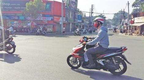 Dự án cầu vượt Nguyễn Kiệm - Nguyễn Thái Sơn có nguy cơ chậm tiến độ