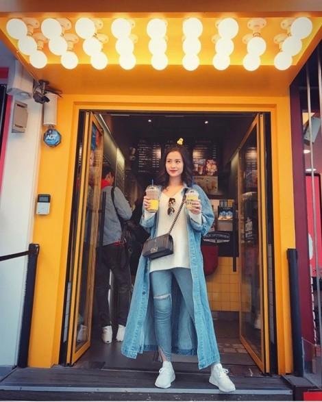 Street style thu điệu đà xen lẫn cá tính của mỹ nhân Việt