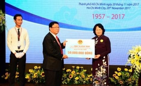 Trường ĐH Khoa học xã hội và Nhân văn cần phát triển thành đại học hàng đầu của châu Á