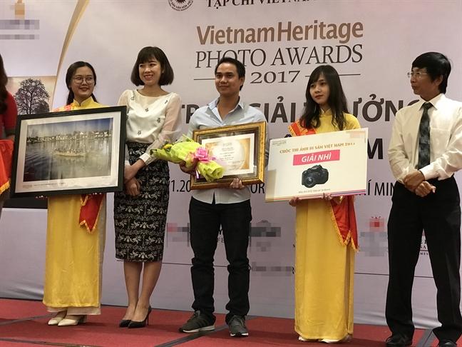 3 tac pham cung dat giai nhat 'Anh di san Viet Nam 2017'
