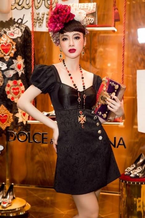 Angela Phương Trinh, Lan Ngọc lọt top sao xấu vì trang phục rườm rà