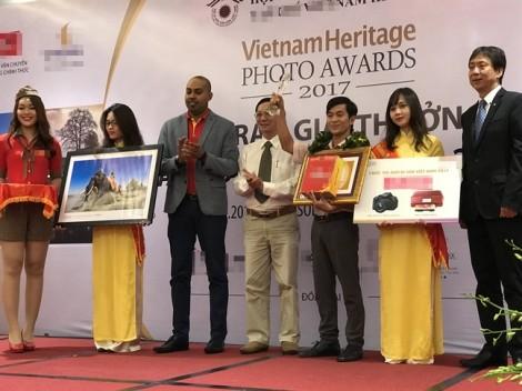 3 tác phẩm cùng đạt giải nhất 'Ảnh di sản Việt Nam 2017'