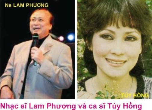 Ca si Tuy Hong – NS Lam Phuong: Khi 'Chim troi vo canh tung bay'