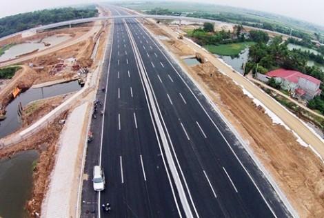 Gần 120 nghìn tỷ xây dựng 'siêu dự án' cao tốc Bắc - Nam gia đoạn 1