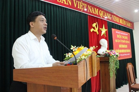 Điều chuyển công tác Chánh Văn phòng Thành ủy Đà Nẵng thời ông Nguyễn Xuân Anh