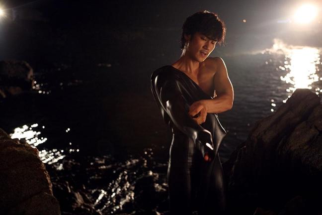 Dien vien Han Quoc Kim Kang Woo: Toi la nguoi nhut nhat