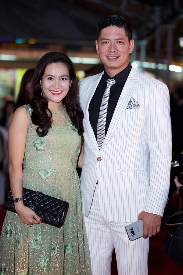 Do My Linh duoc BTC LHP Viet Nam gioi thieu la 'Hoa hau Nhan ai The gioi'