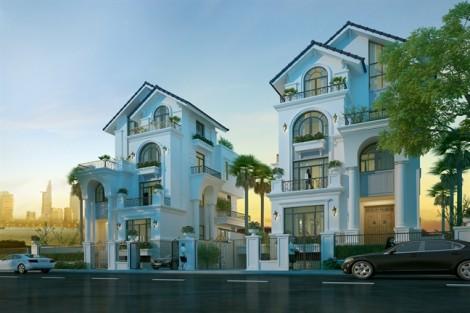 Saigon Mystery Villas: Khu biệt thự compound đắt giá bên sông Sài Gòn