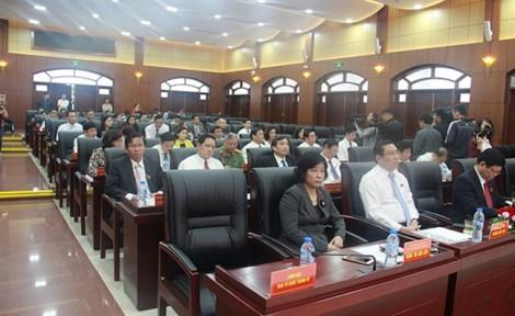 Ông Nguyễn Nho Trung tạm điều hành HĐND Đà Nẵng