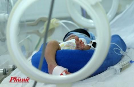 Bác sĩ sản cảnh báo: Đừng để trẻ sinh non mải mê lồng ấp
