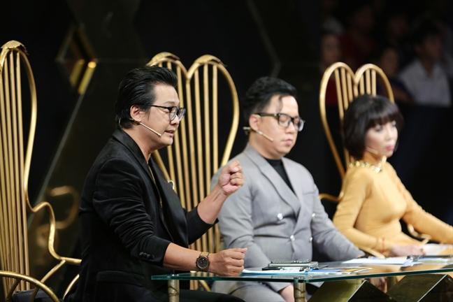 Ho Quang Hieu de nghi thi sinh 'En vang 2017' ton trong yeu cau cua anh