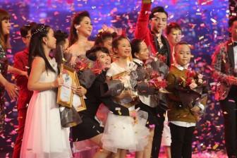 Quán quân 'Giọng hát Việt nhí 2017': 'Con sẽ khiêm tốn hơn để mọi người càng yêu quý'