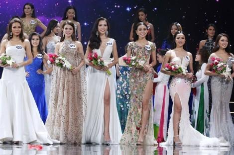 Đêm chung kết 'Hoa hậu Hoàn vũ Việt Nam 2017' dời sang năm 2018