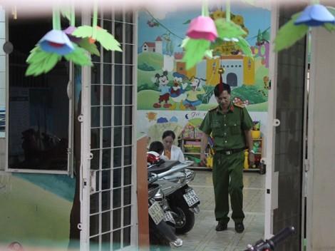 Công an vào cuộc vụ bảo mẫu bạo hành trẻ tại cơ sở mầm non tư thục Mầm Xanh