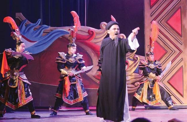 Tiên Nga - Một trong những tác phẩm đỉnh cao của sân khấu không liên quan đến Trại sáng tác
