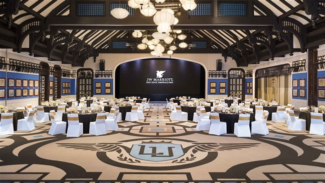 World Travel Awards 2017 va World Spa Awards 2017 se dien ra o JW Marriott Phu Quoc Emerald Bay