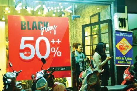 Dính bẫy Black Friday