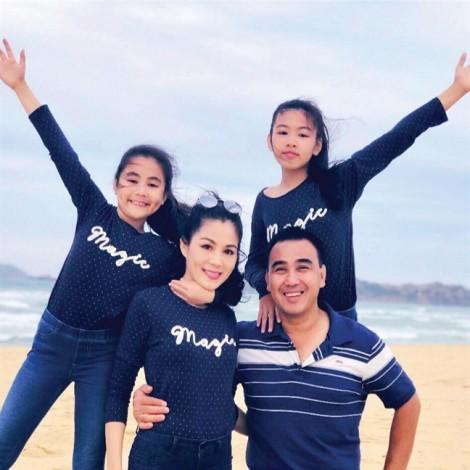 Gia đình nghệ sĩ Quyền Linh: Mong con gái sống  tình cảm, biết chia sẻ