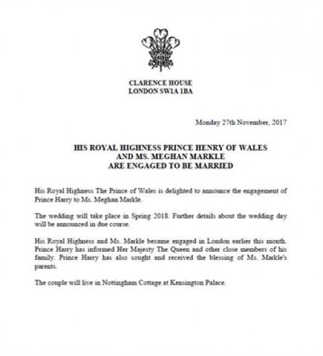 Nước Anh chờ đón 'đám cưới Hoàng gia' của Hoàng tử Harry