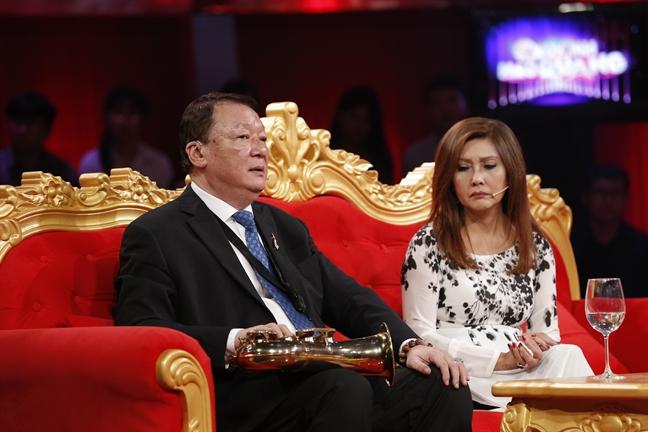 Nghe si Le Tan Quoc: 'Toi mang on chong hien tai cua Hoa Mi'