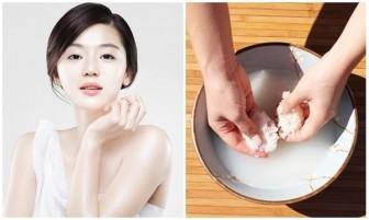 3 công thức rửa mặt mùa đông giúp da mềm mịn, trắng sáng