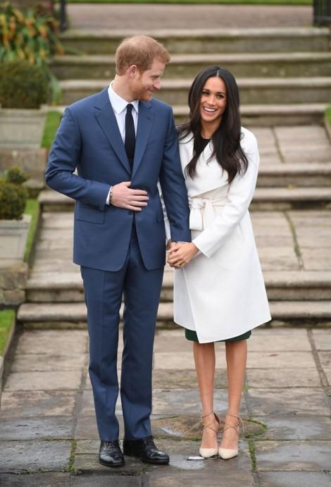 Thời trang ấn tượng của bạn gái sắp kết hôn cùng hoàng tử quyến rũ nhất thế giới