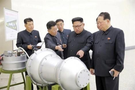 Triều Tiên sẽ hoàn thành chương trình hạt nhân 'trong vòng một năm'
