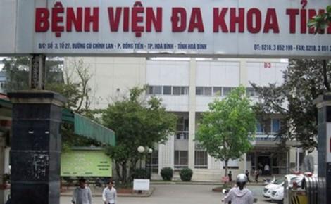 Sản phụ tử vong tại Bệnh viện Đa khoa Hòa Bình sau khi mổ đẻ