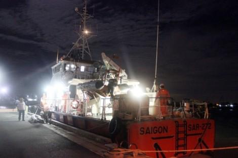 Tàu cá ngư dân Bình Định bị chìm, 6 người chết và mất tích