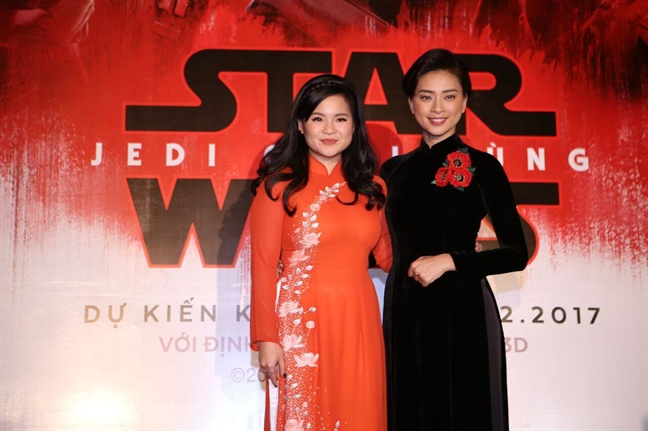 DV goc Viet Kelly Marie Tran: 'Toi co nhieu diem tuong dong voi nhan vat trong bom tan Star Wars'