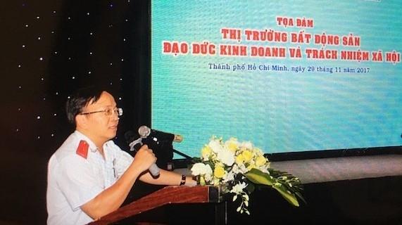 Thanh tra So Xay dung se xu ly nghiem Alibaba de lam trong sach thi truong bat dong san