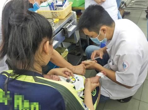 Cẩn thận khi chữa ho cho trẻ bằng Salonpas