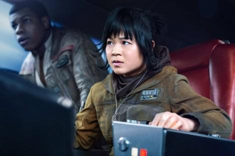 DV gốc Việt Kelly Marie Trần: 'Tôi có nhiều điểm tương đồng với nhân vật trong bom tấn Star Wars'
