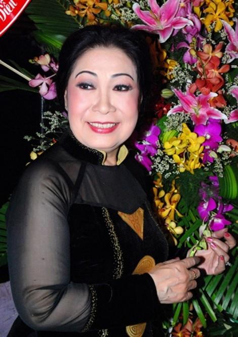 NSƯT Ngọc Hương đột ngột qua đời