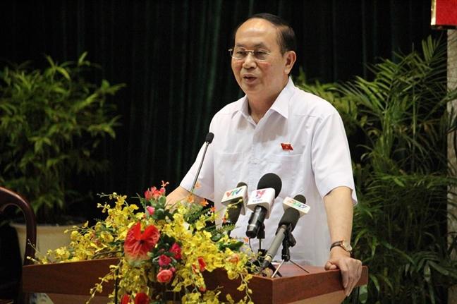 Chu tich nuoc Tràn Dại Quang: Kien quyét khong dẻ 'chìm xuòng' các vụ bạo hành trẻ em