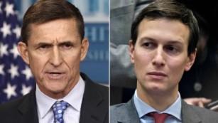 Con re Tong thong Trump da chi dao ong Flynn lien lac voi Nga?
