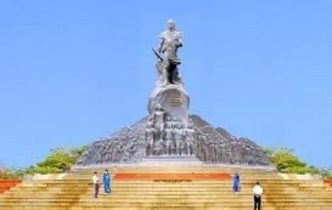 Nhiều sau phạm trong xây dựng tượng đài N'Trang Lơng với kinh phí 146 tỷ đồng