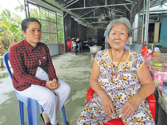 Vụ lay dat cua nguoi khong bi ke bien, phat mai ỏ Huyen Phung Hiep, tỉnh Hau Giang: Chi cuc Thi hanh an dan su hanh xu lat long?