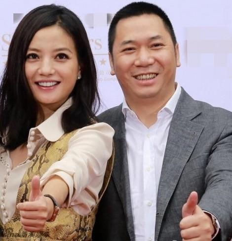 Chồng Triệu Vy dọa kiện những ai tung tin thất thiệt về 2 vợ chồng