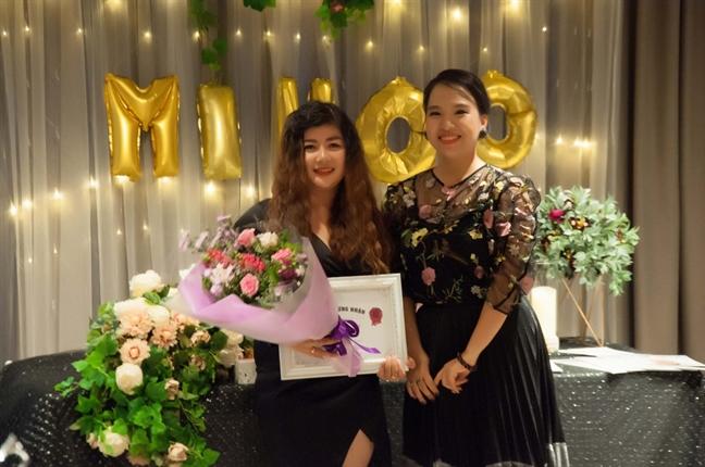 Diep Linh Chau, Yu Duong noi bat trong 'Tiec tra chieu Mihoo'