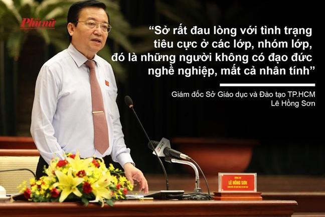 Bà Nguyẽn Thị Quyét Tam: Khi bạo hành xay ra sao khong noi duoc trach nhiem cua minh?