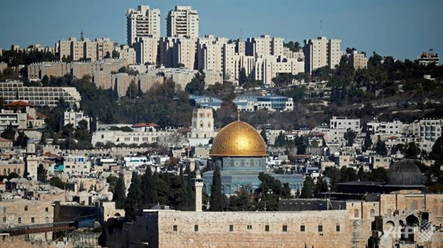 Cong nhan Jerusalem la thu do Israel: Nuoc co nguy hiem cua My