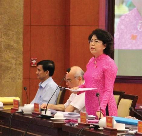 Kỳ họp thứ 6 HĐND TP.HCM khóa IX: Sẽ khai thông những điểm nghẽn