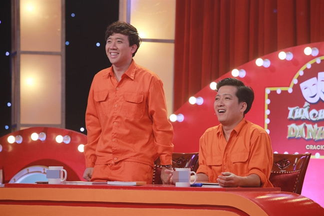 Tran Thanh nai ni thi sinh tiep tuc thi de nhan 100 trieu dong