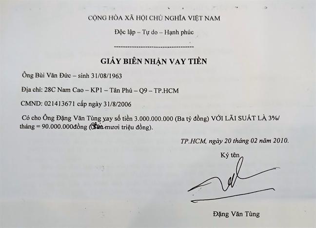 Q.9, TP.HCM: Nguy co mat ca 'chi lan chai' vi... cho vay tien