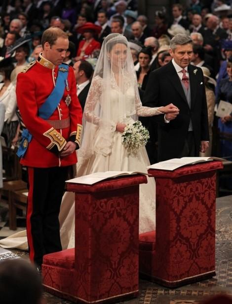 Đám cưới của các hoàng tử và công chúa thời nay như thế nào?