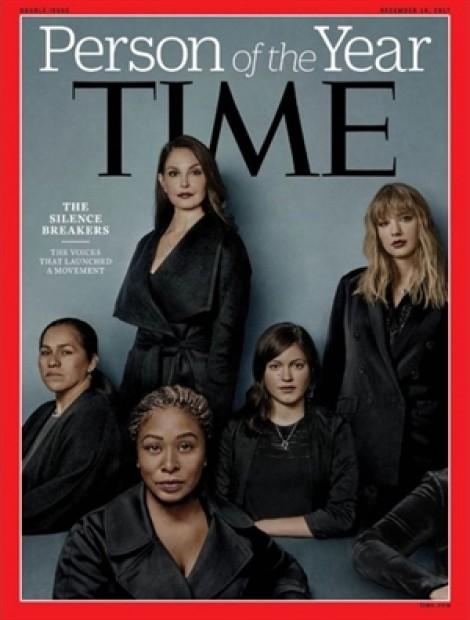Vấn nạn nhức nhối đằng sau 'Nhân vật của năm 2017' trên tạp chí Time