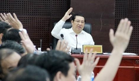 Chủ tịch Đà Nẵng: Năm 2017 có đấu tranh nội bộ ảnh hưởng đến phát triển chung