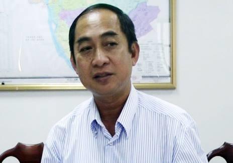 Bat Tong giam doc Cong ty xo so tinh Dong Nai