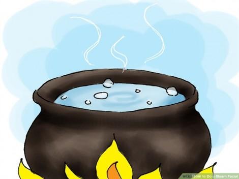 Tận hưởng ngày đông với công thức xông hơi kết hợp kem dưỡng ẩm tại nhà